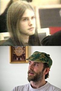 Varg Vikernes 1993 0ch 2009.