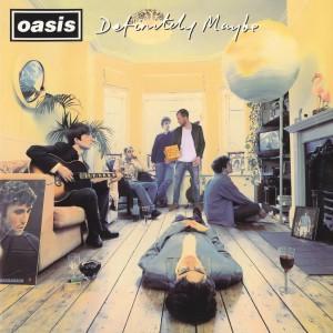 Oasis - Definitely Maybe (Japan) - Front (kopia)