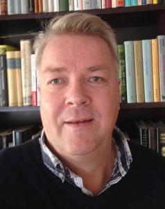 Författaren Richard Ohlsson